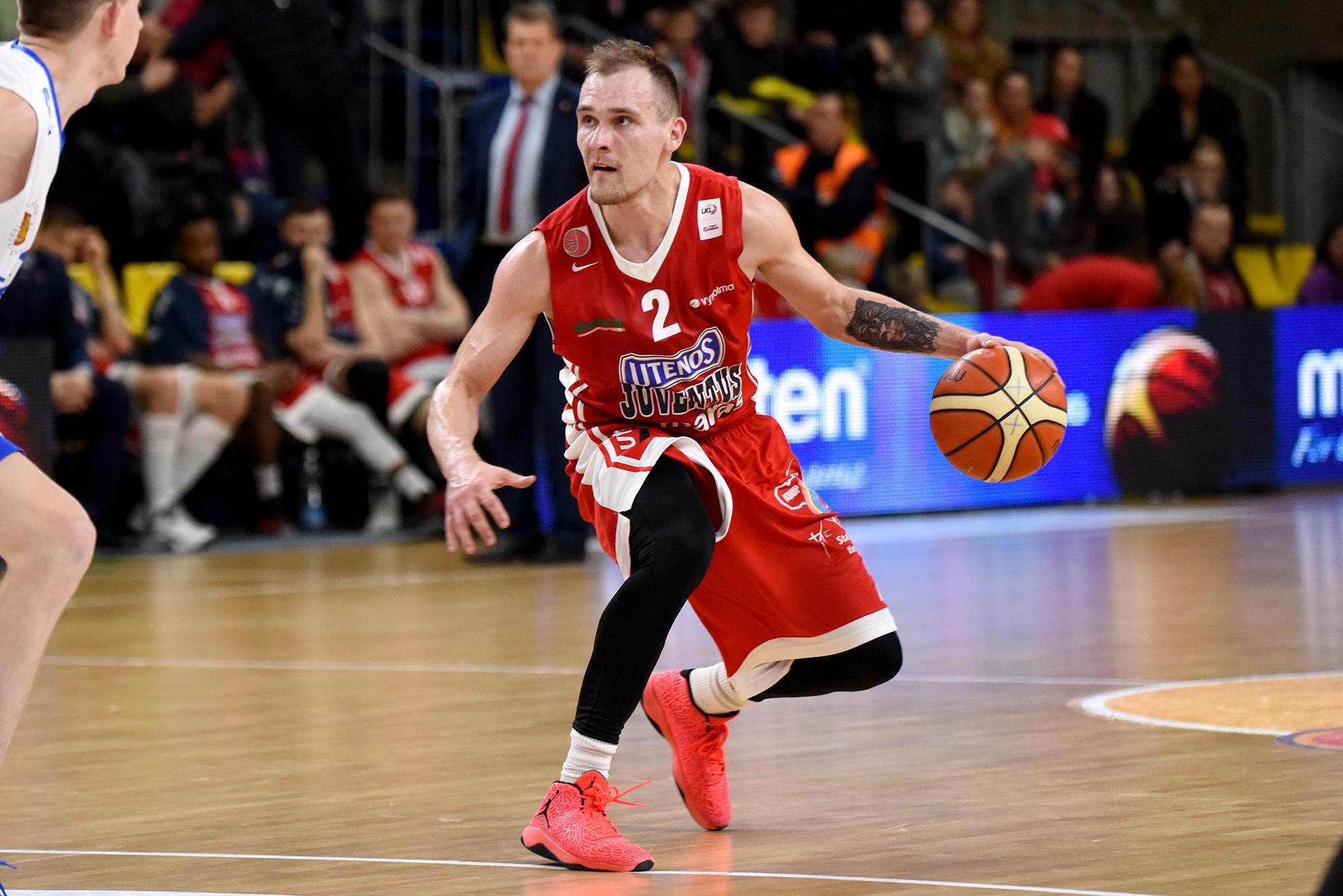 Sėkmingas D.Bičkauskio žaidimas padėjo lietuviams pergalingai startuoti universiadoje